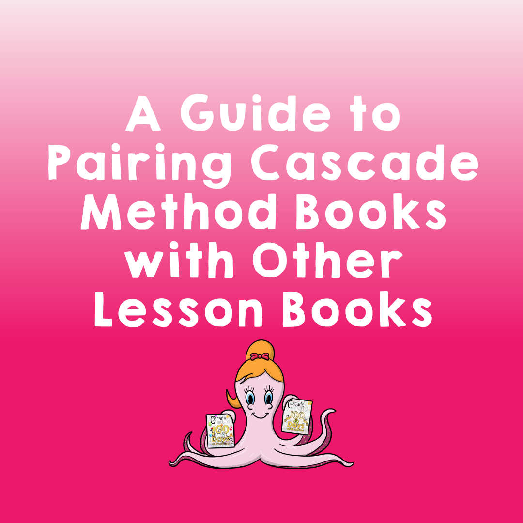 A Guide to Pairing Cascade Method Books with Other Lesson Books