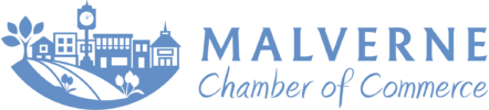 the Malverne Chamber of Commerce Logo