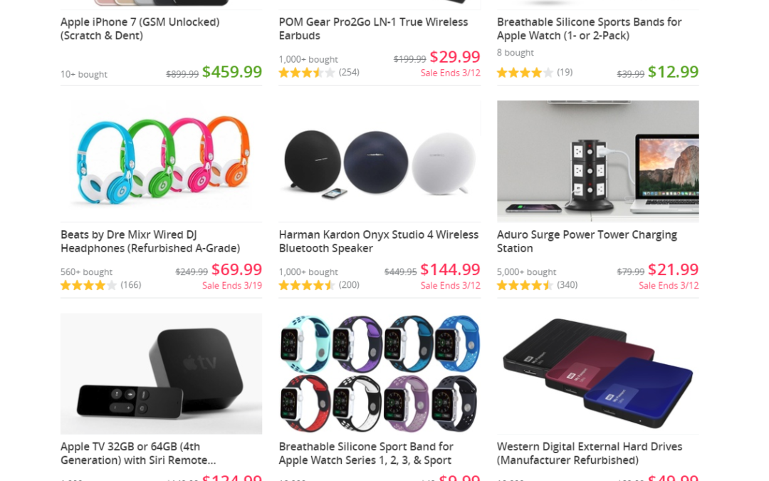 The Apple Event I Groupon'
