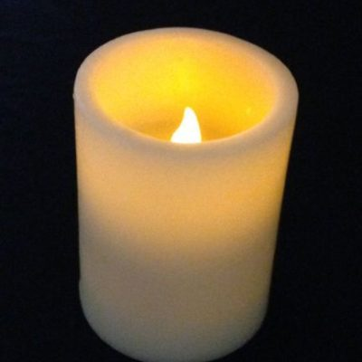 Flameless Wax Candle