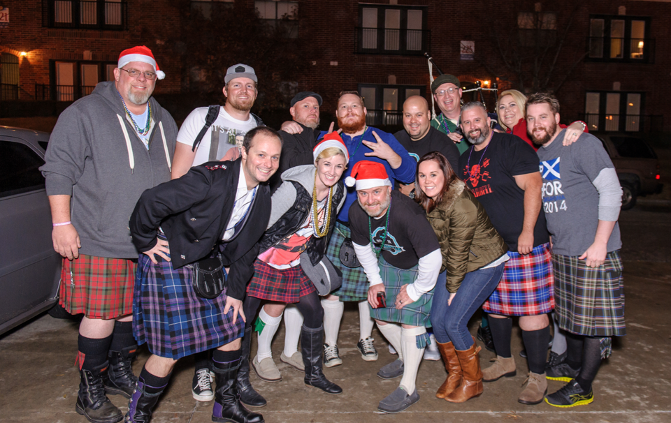 Kilted Events