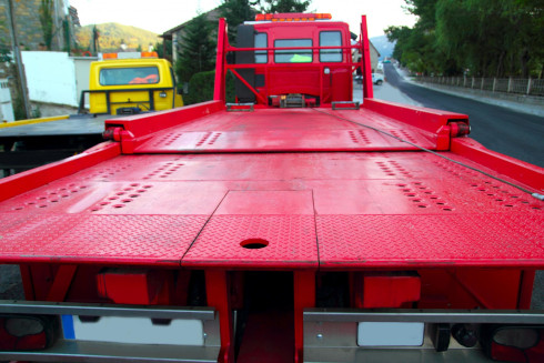 Flatbed Tow Truck Services