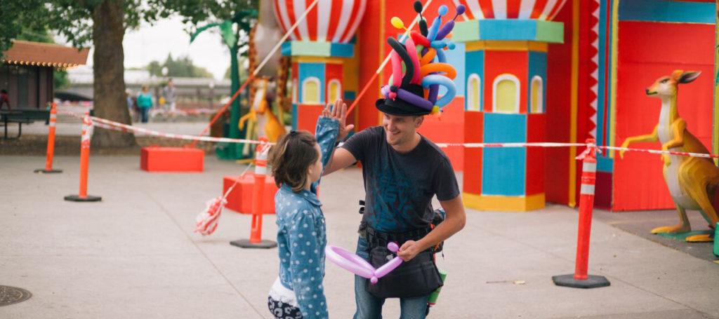 Spokane Balloon Artist