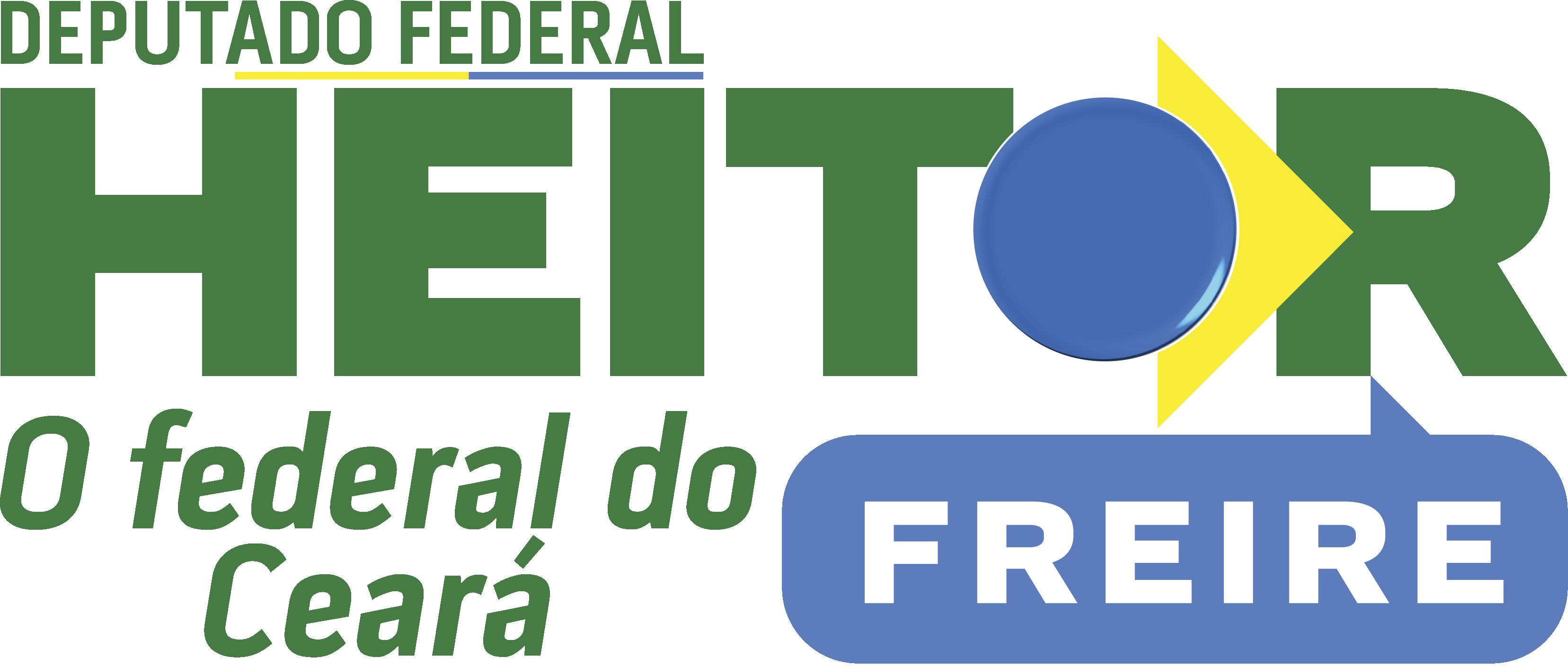 Deputado federal Heitor Freire