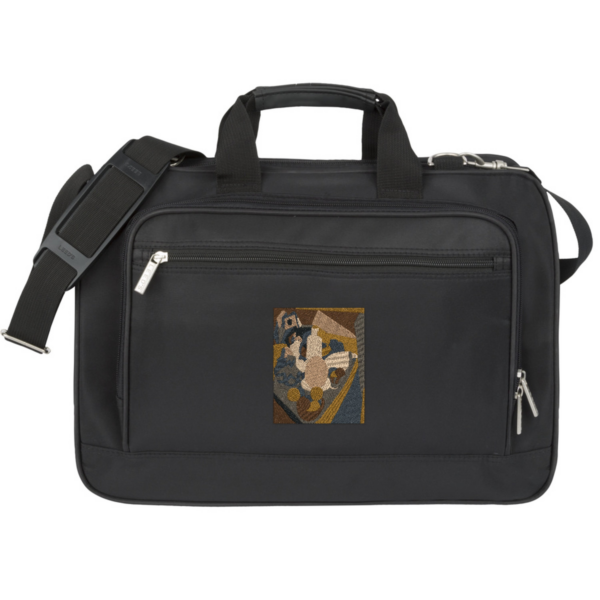 Laptop Messenger Bag (Rendering)