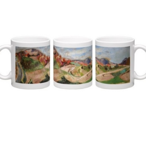 Ceramic Wrap Around Mug