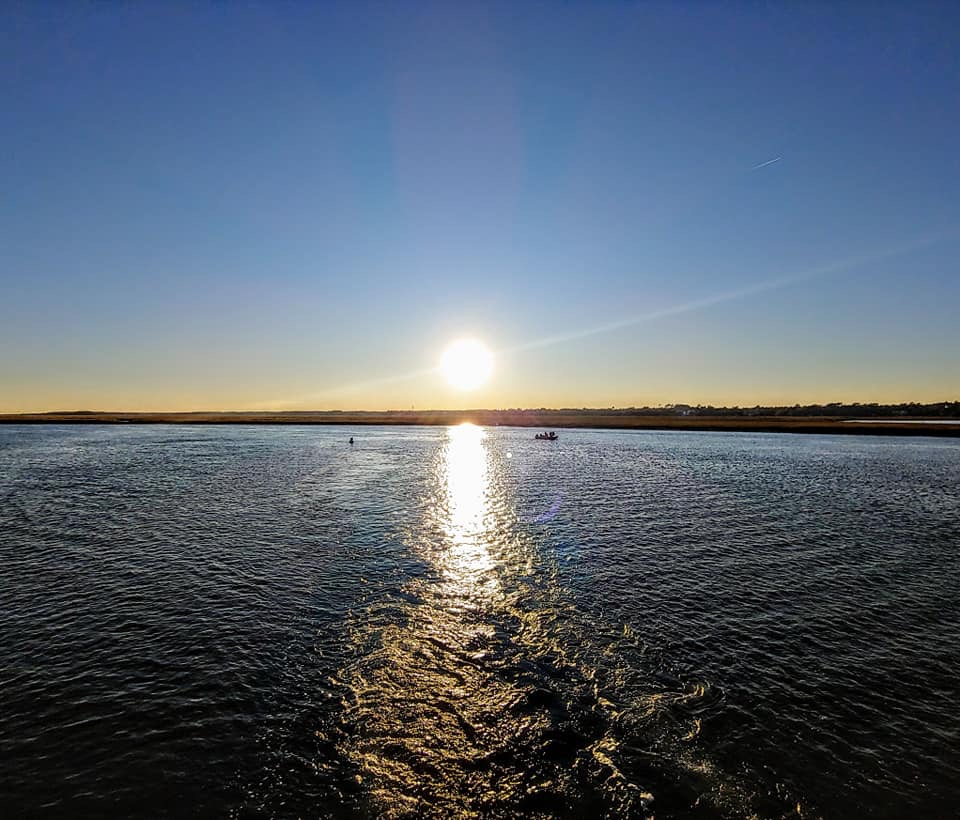 Murrels Inlet Happy Hour Sunset  Cruise