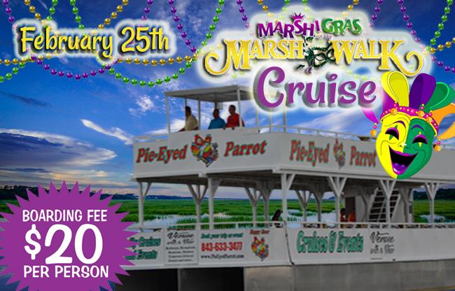 Marshi Gras Cruise