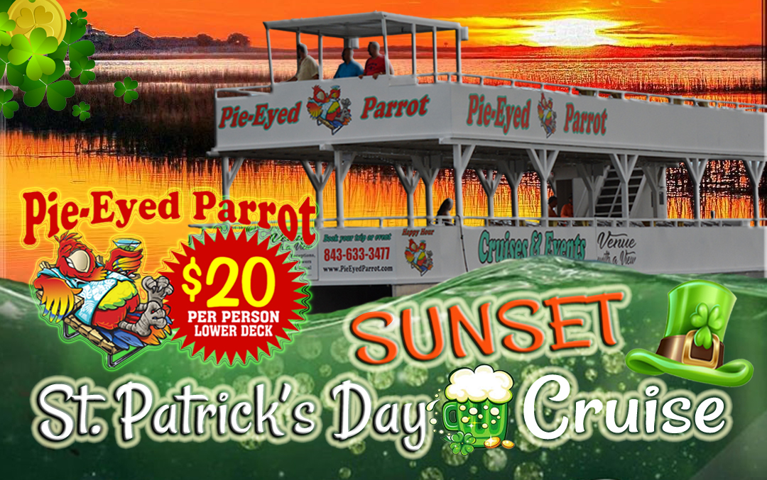 St.Patrick's Day Cruise