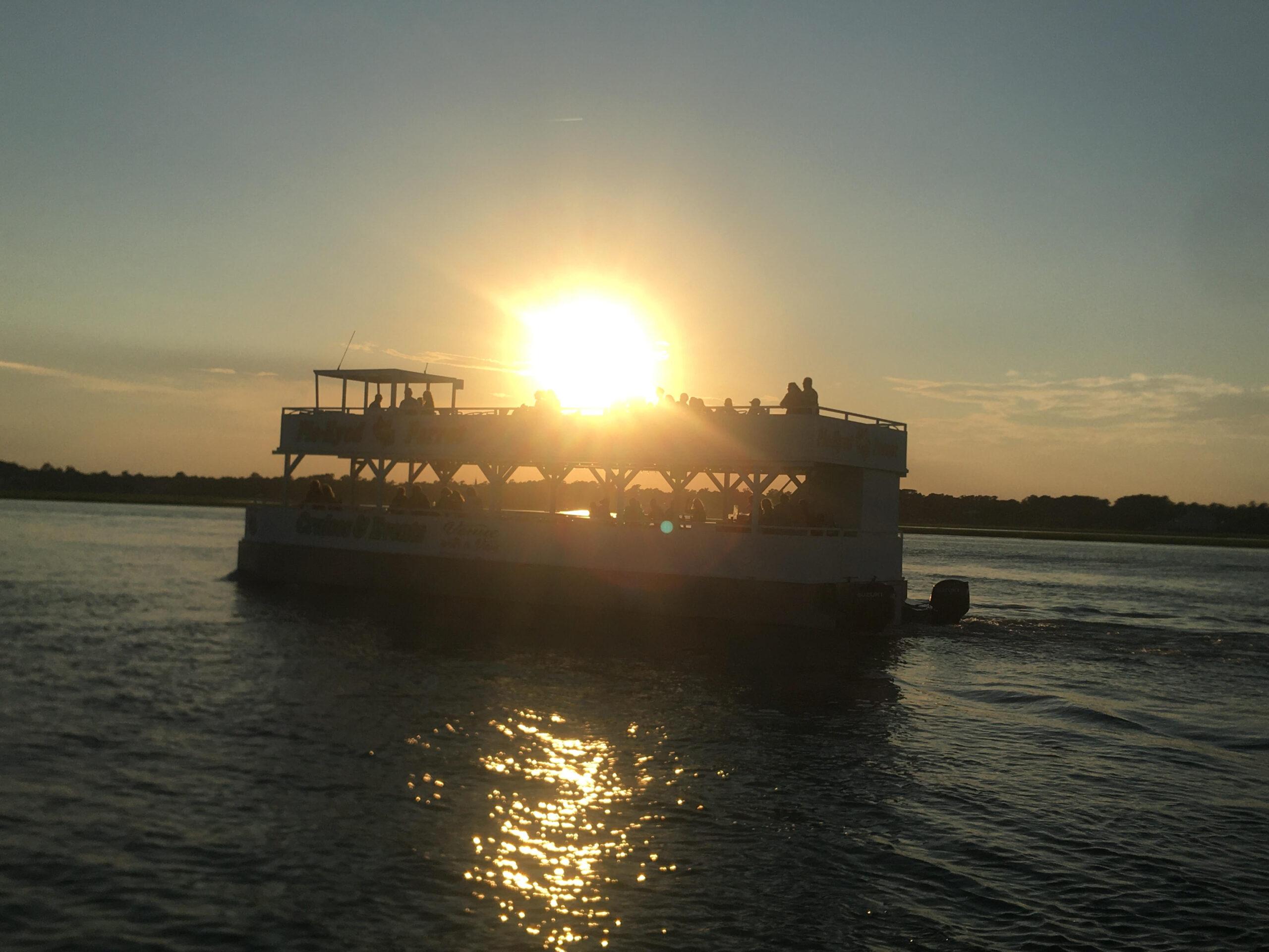 Best Sunset Cruise In Myrtle Beach