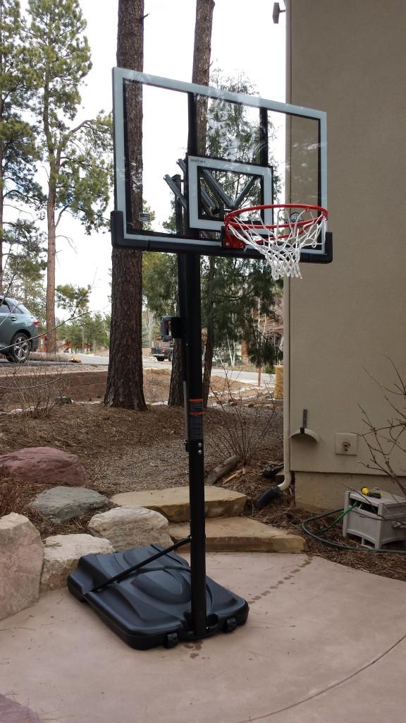 b-ball hoop
