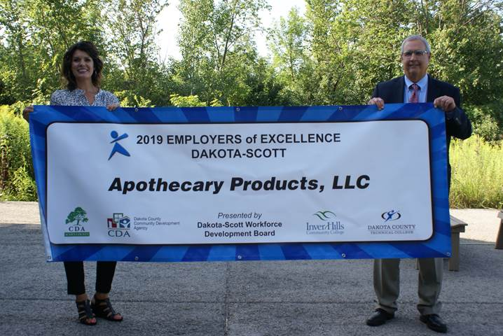 Employers of Excellence award