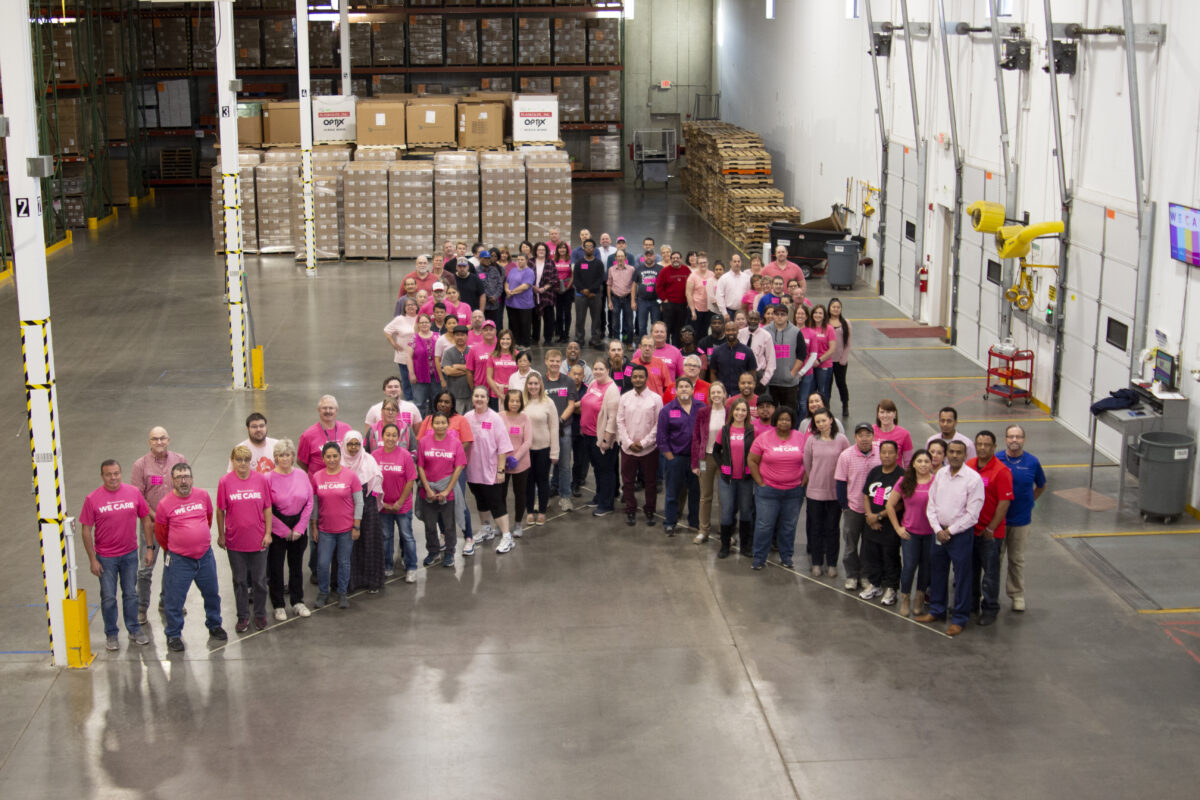 APL Goes Pink in support of Breast Cancer Awareness Month