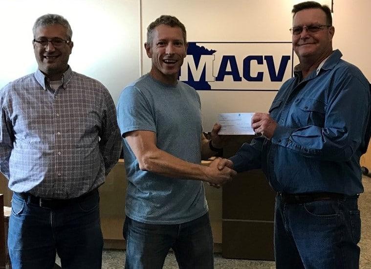 MAC-V Donation 09-2019