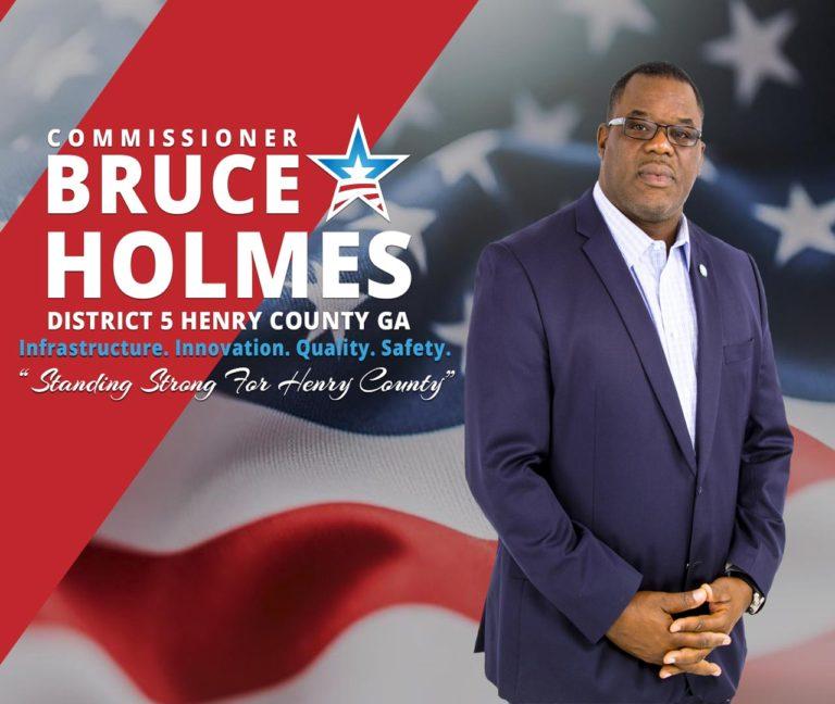 Commissioner Bruce B. Holmes