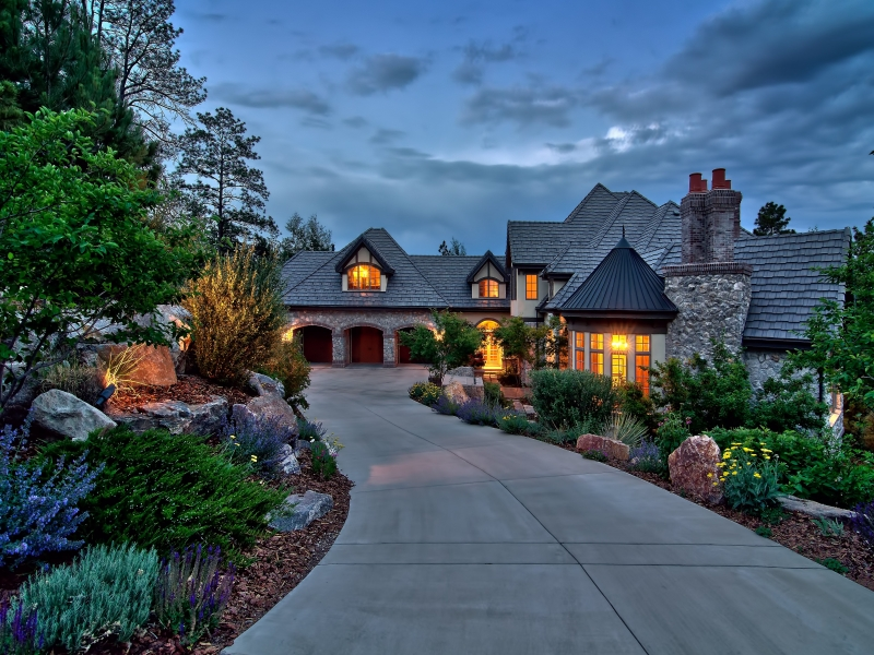 House in Castle Pines