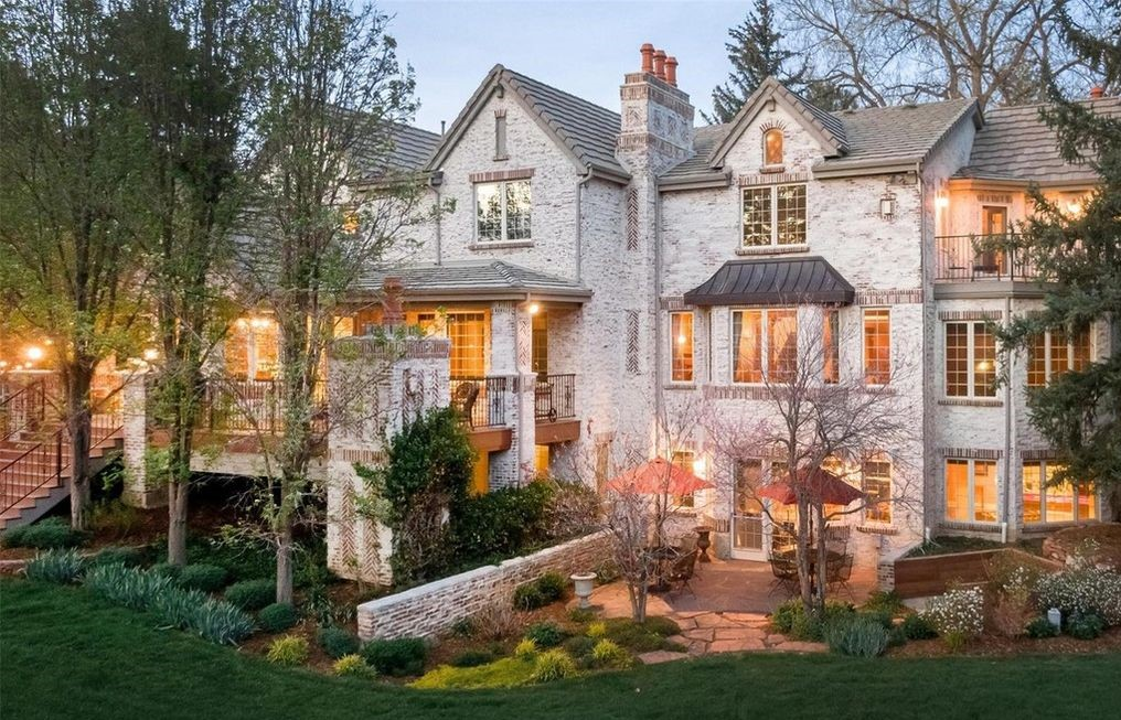 greenwood village house
