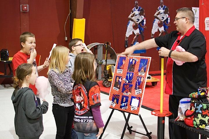 Magician Rick Reed | Hire Magic Rick | Children's Party Magician