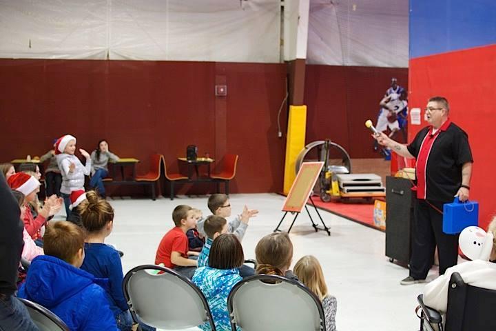 Magician Rick Reed   Hire Magic Rick   Children's Party Magician