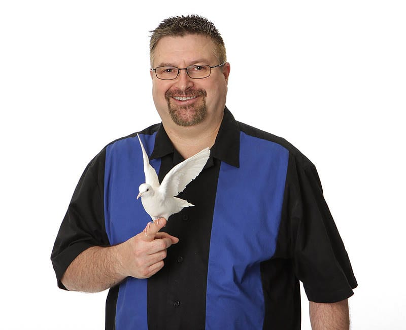 Childcare Show | Stranger Danger Magic Show | Magician Rick Reed