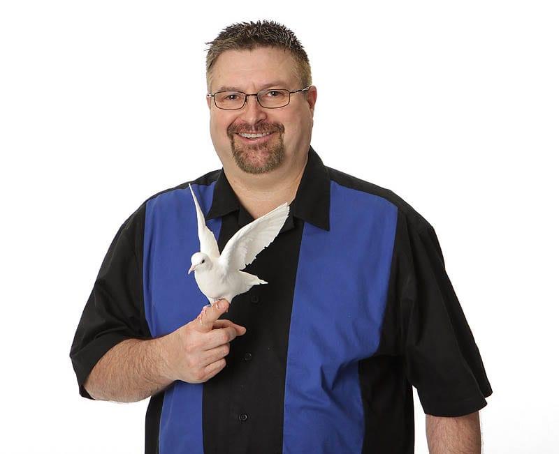 Childcare Show   Stranger Danger Magic Show   Magician Rick Reed
