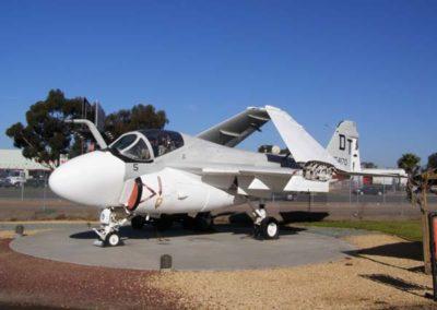 Grumman A-6A E Intruder