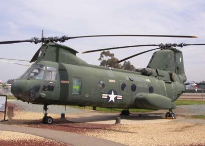 Boeing Vertol Sea Knight CH-46 Helicopter – Lady Ace 09