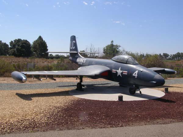 McDonnell F2H 2 Banshee Flying Leatherneck Aviation Museum
