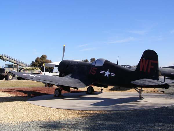 Chance Vought F4U-5N Corsair