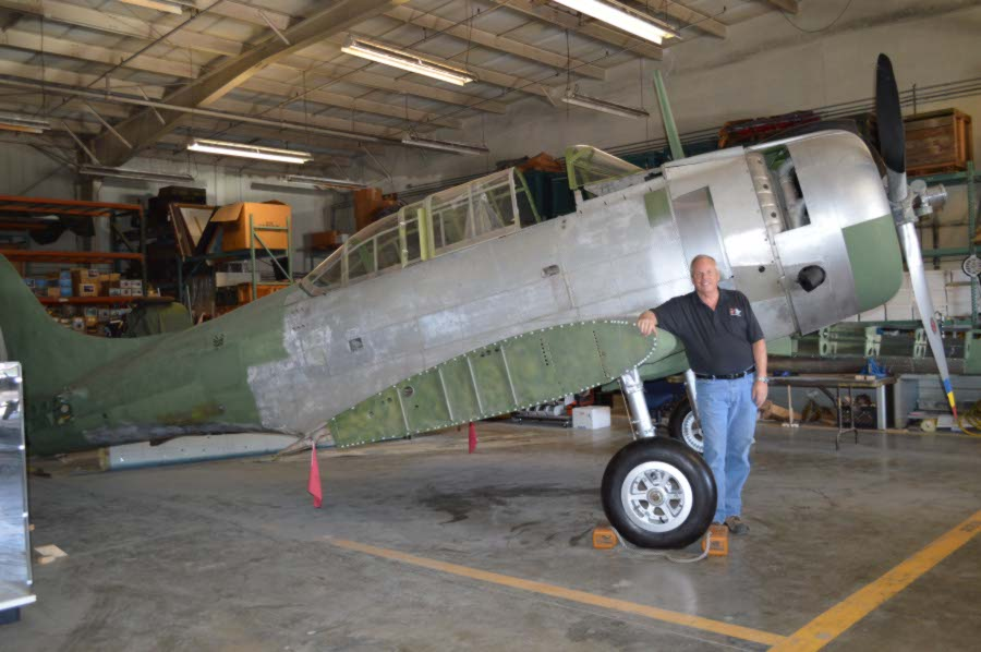 The Flying Leatherneck Historical Foundation Donate Now
