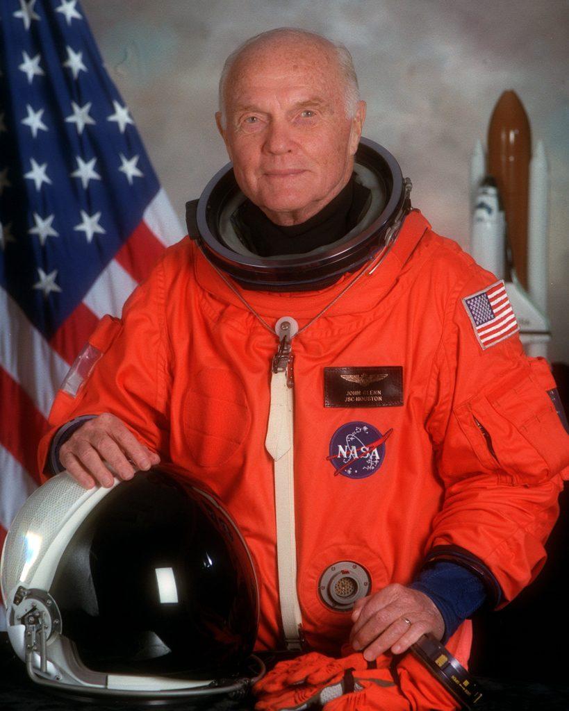 John Glenn Jr.