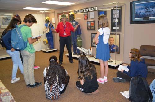Flying Leatherneck Historical Foundation Become a Volunteer