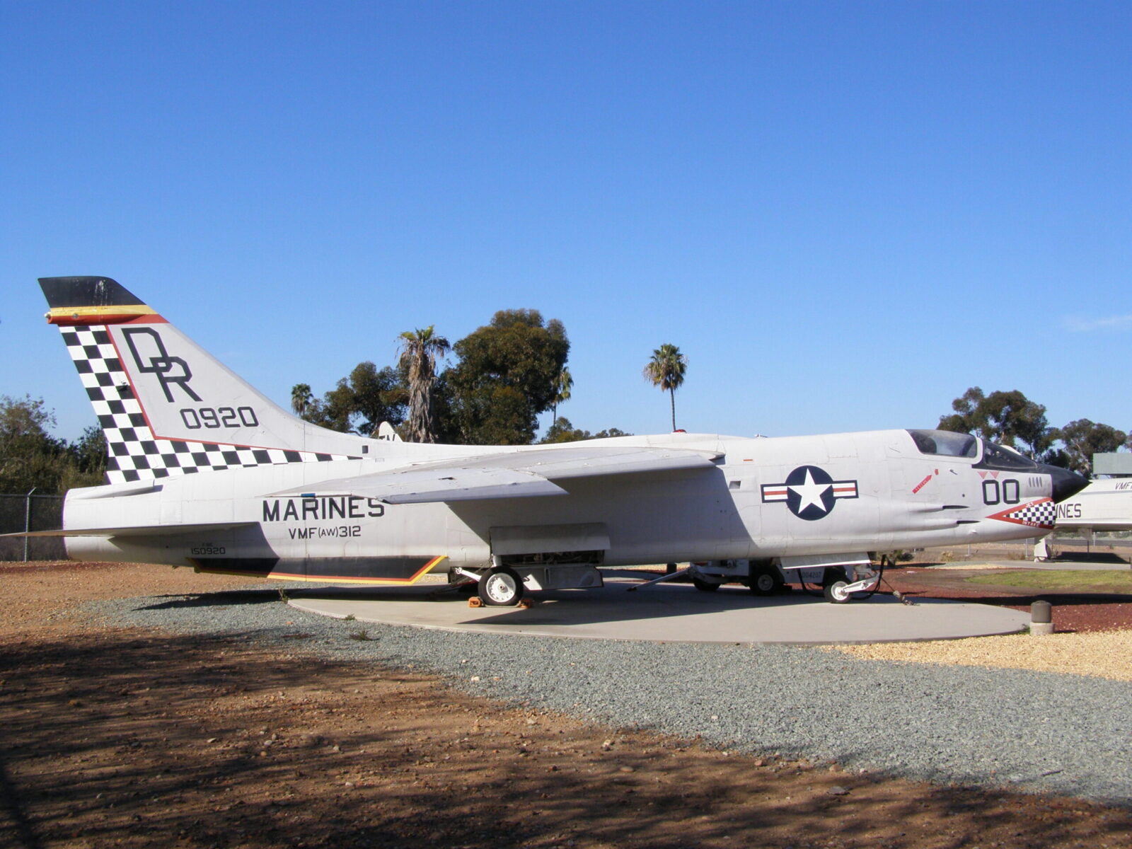 Grumman F9F-2 Panther Flying Leatherneck Aviation Museum