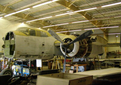 NORTH AMERICAN PBJ-1J (B-25J) MITCHELL