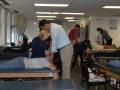 AJ teaching