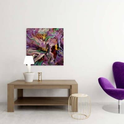 Jana Gamble | Alcohol Ink Artist | Alcohol Ink Art | Mixed Media Art | Acrylic Art | Original Art for Sale | Charlottesville Virginia | Mad Hatter