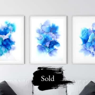 Jana Gamble | Alcohol Ink Artist | Alcohol Ink Art | Mixed Media Art | Acrylic Art | Original Art for Sale | Charlottesville Virginia | Breakthrough