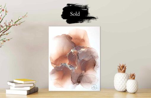Jana Gamble   Original Art for Sale   Cynosure Sold