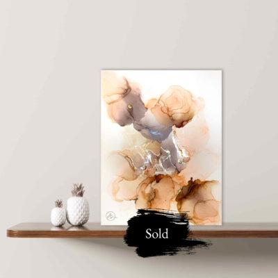 Jana Gamble   Original Art for Sale   Halcyon Sold