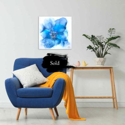 Jana Gamble   Original Art for Sale   Incipient Sold