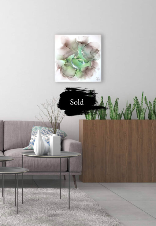 Jana Gamble | Original Art for Sale | Panacea Sold