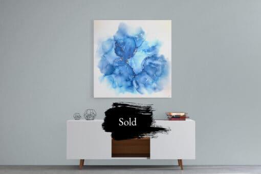 Jana Gamble   Original Art for Sale   Aditi Sold