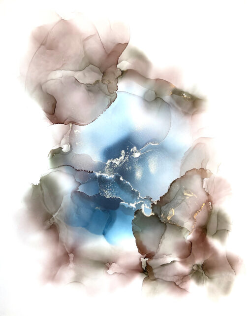 Jana Gamble | Original Art for Sale | Ida Closeup