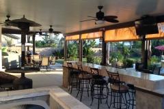 aluma wood patio cover