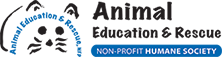 Animal Education & Rescue Logo