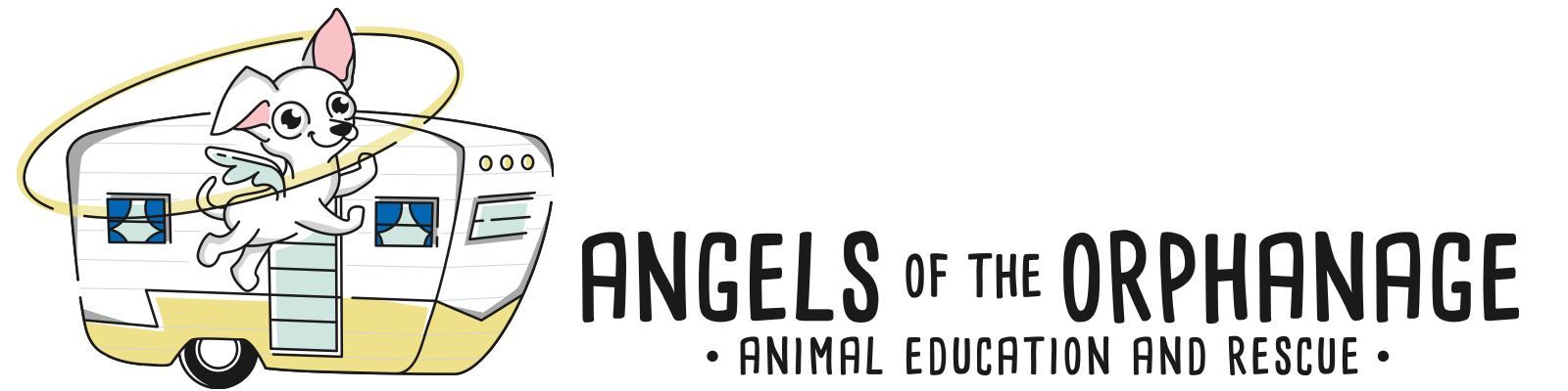 Angels of the Orphanage