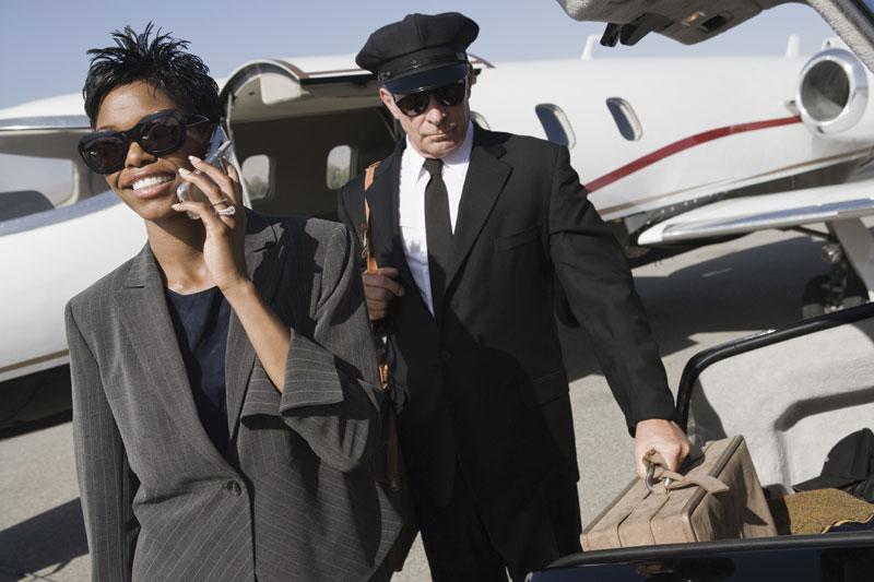Airport Luxury Transportation Detroit Michigan