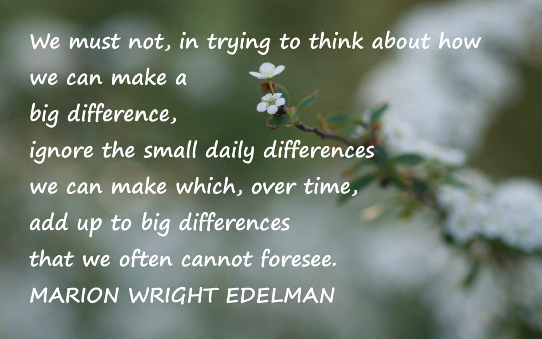 """ECW Annual Meeting """"Making A Difference"""" POSTPONED"""