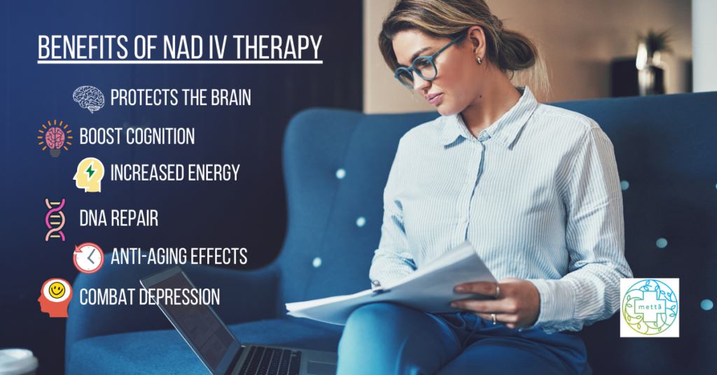benefits of nad iv therapy