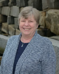 Tina Korske, Director of Operations.